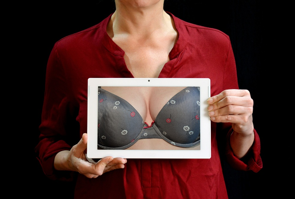 You Should Start Self-Checking Your Breasts More Often